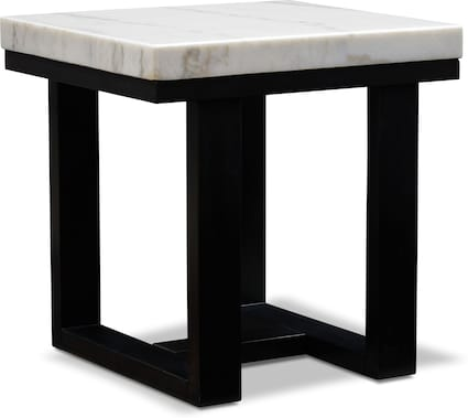 Artemis Marble End Table