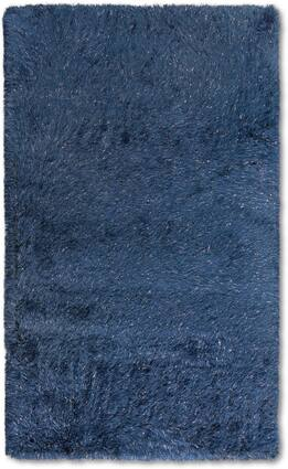 Glam 8' x 10' Area Rug - Blue