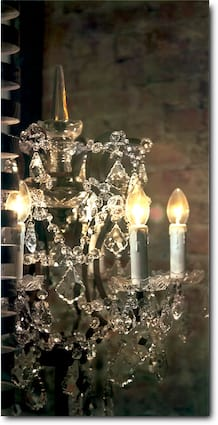 Some Candles Wall Art 1