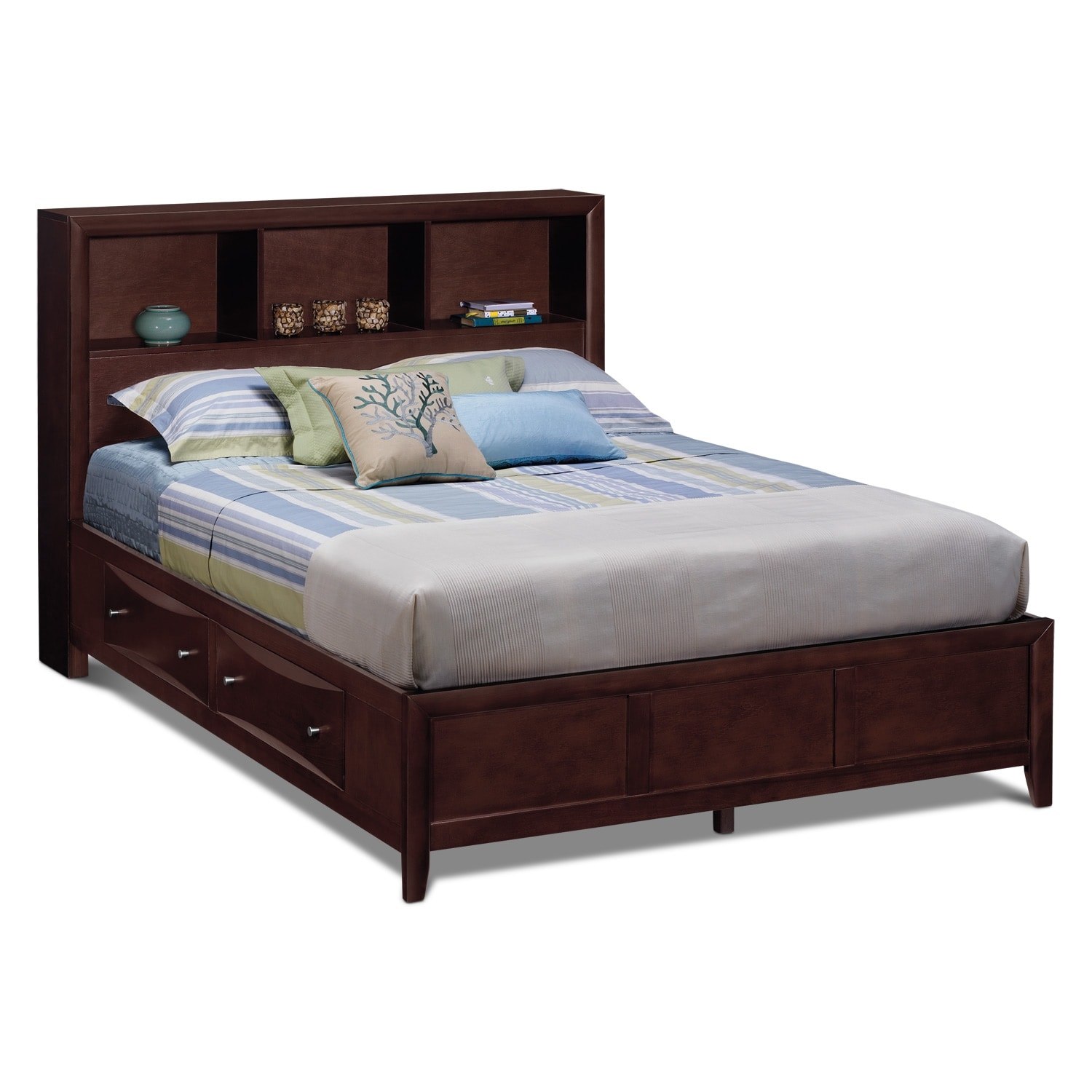 Bedroom Furniture - Clarion King Wall Bed