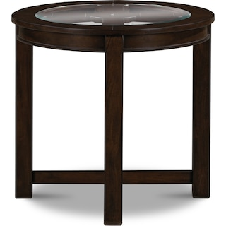 Four Corners End Table