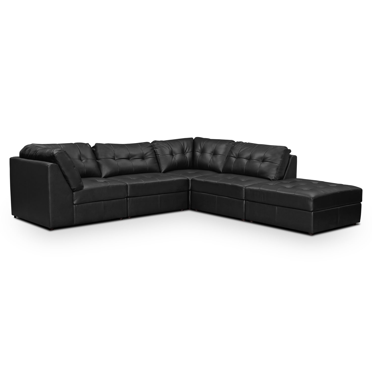 [Aventura 5 Pc. Sectional]