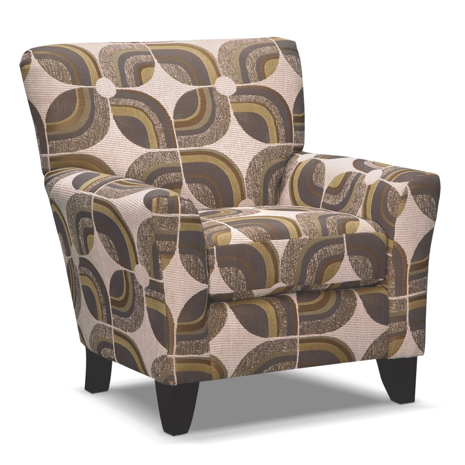 Living Room Furniture - Oasis II Accent Chair