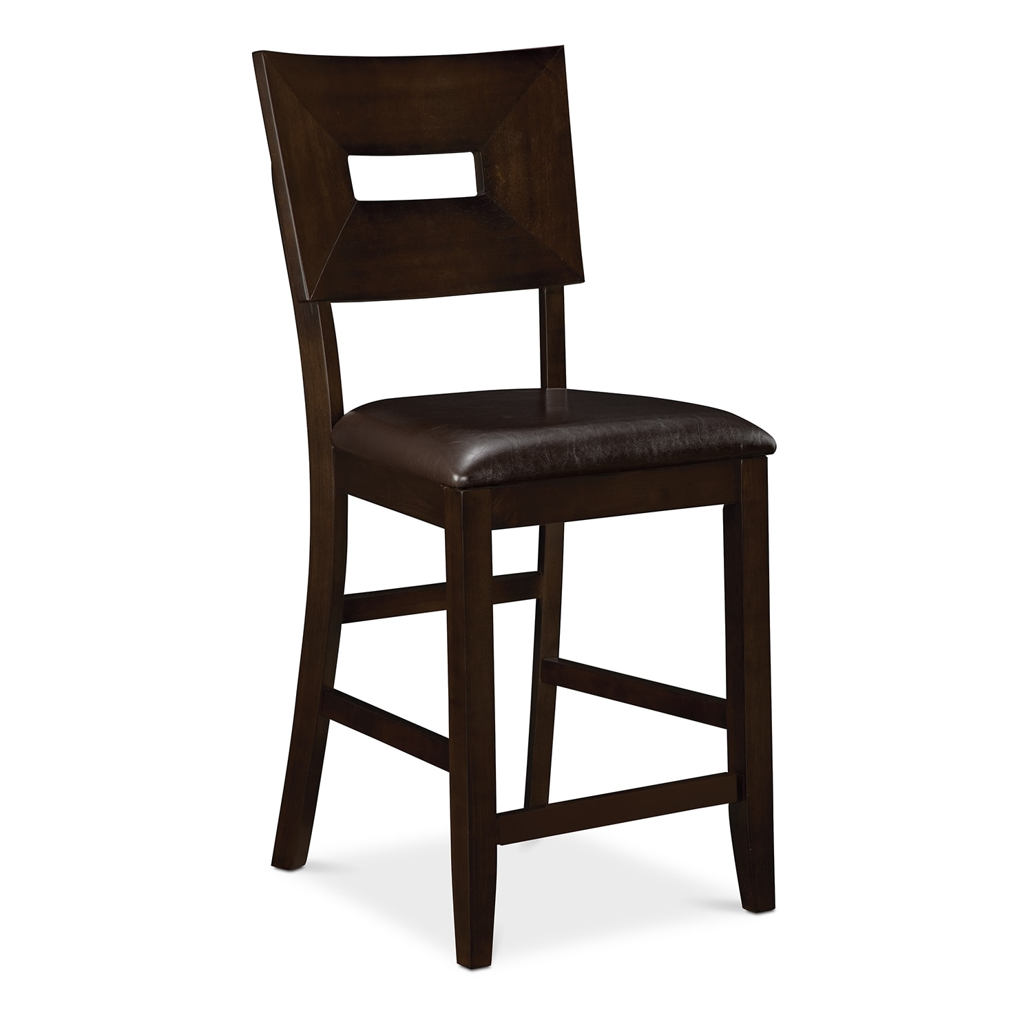 Dining Room Furniture - Cyprus II Counter-Height Stool