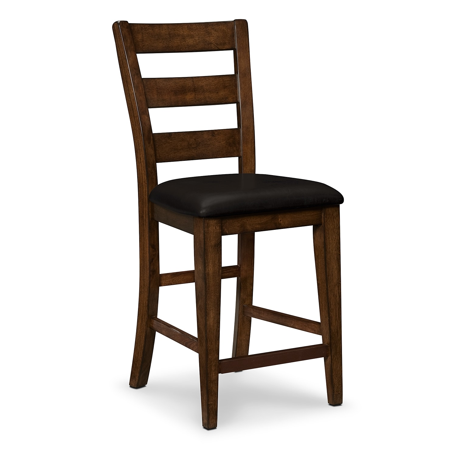 Dining Room Furniture - Harbor Pointe Counter-Height Stool - Oak