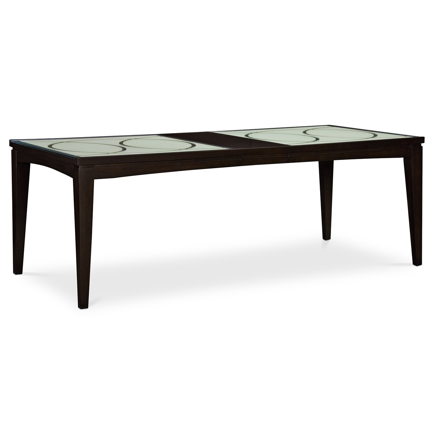 Cosmo Dining Table - Merlot