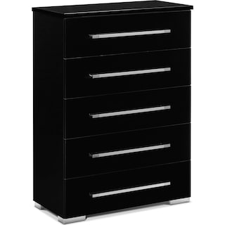 Dimora Chest - Black