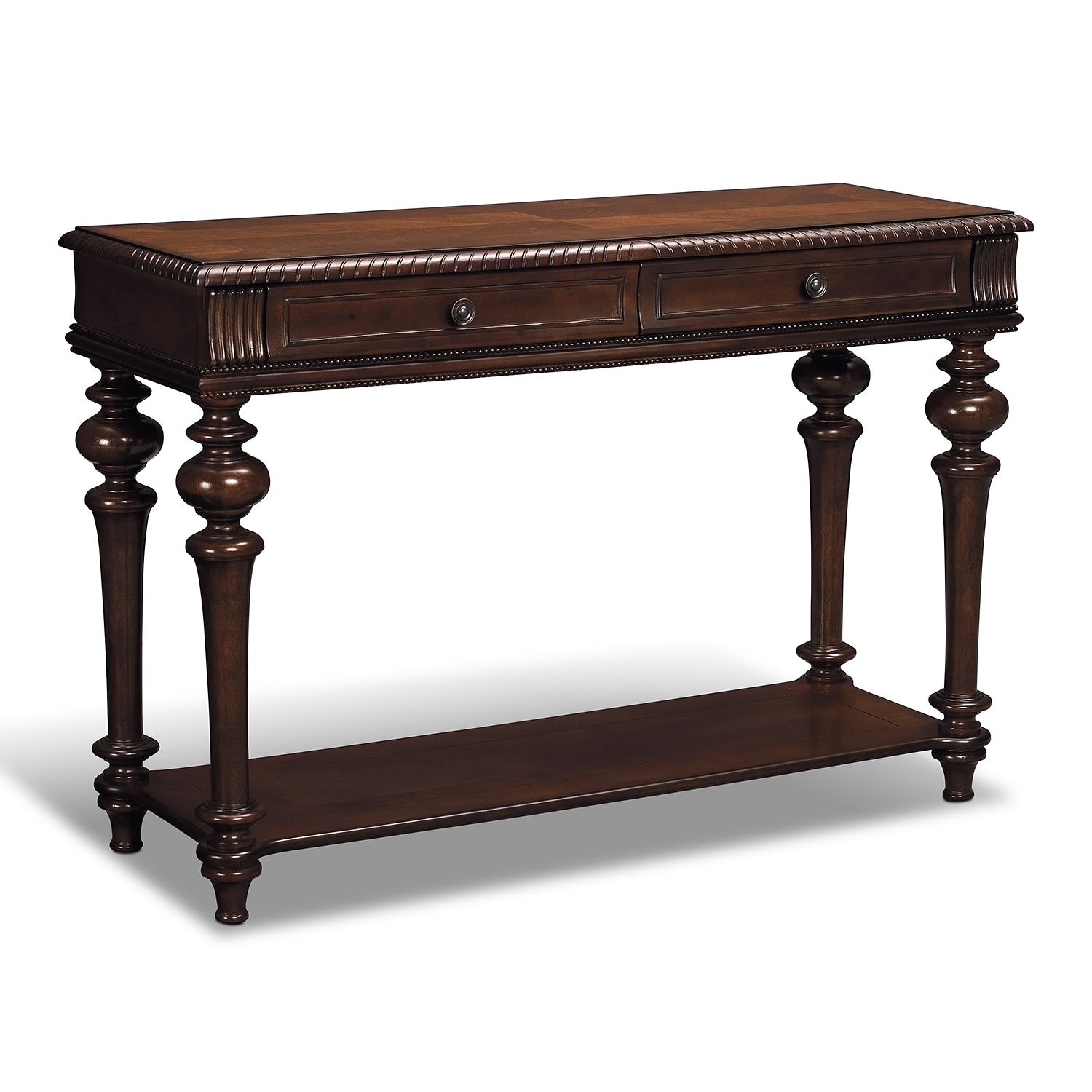 Westham Sofa Table - Cherry