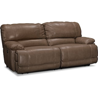 St. Malo Power Reclining Sofa - Taupe