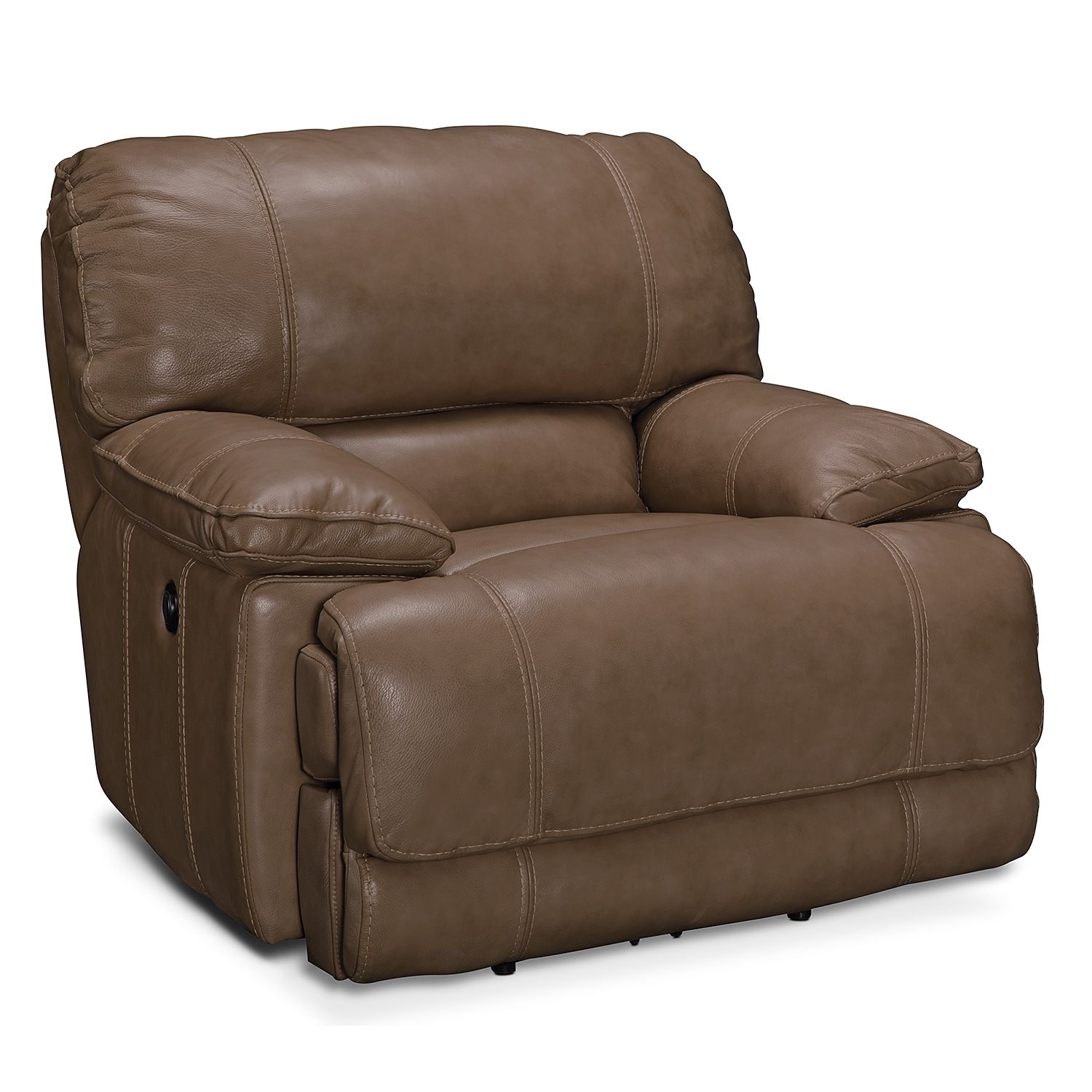 Living Room Furniture - St. Malo II Power Recliner