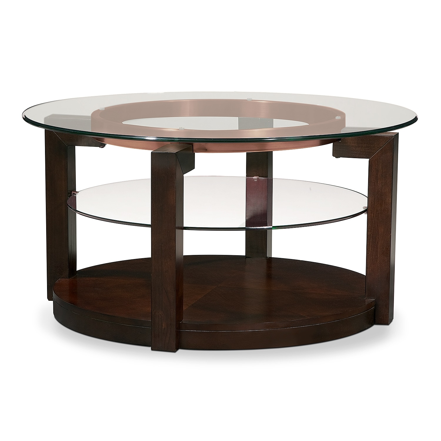 Auburn Cocktail Table Merlot