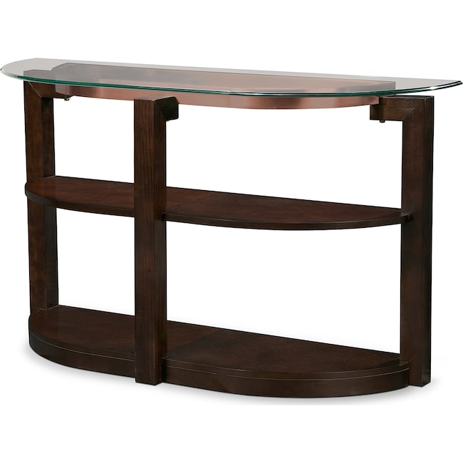 Accent and Occasional Furniture - Auburn Sofa Table
