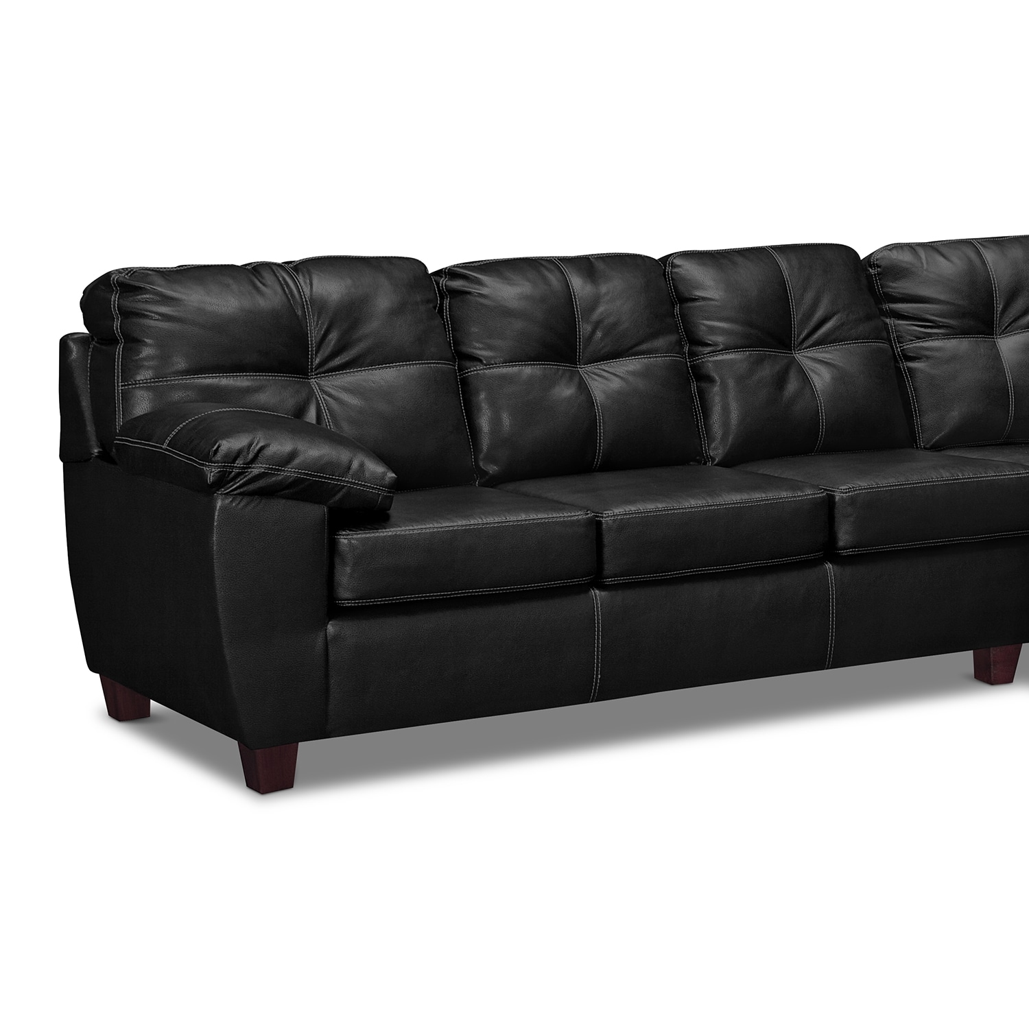 Ricardo 2 Piece Sectional with Right Facing Chaise yx