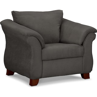Adrian Chair - Graphite