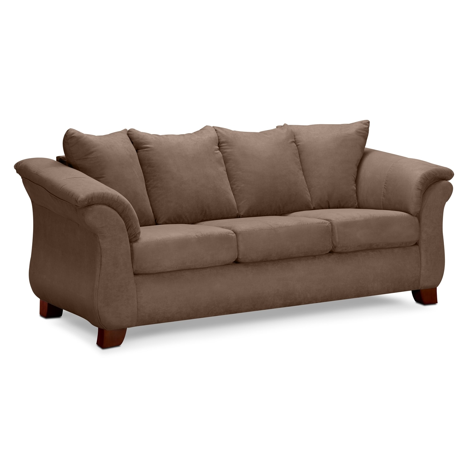 Beau Living Room Furniture   Adrian Sofa