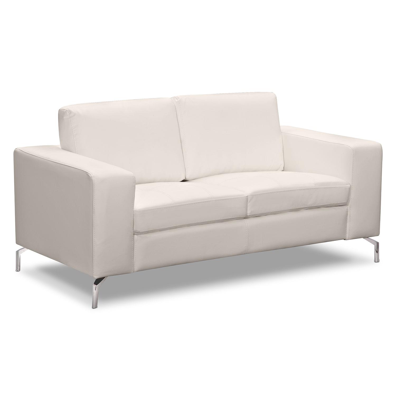 Living Room Furniture - Casino Loveseat