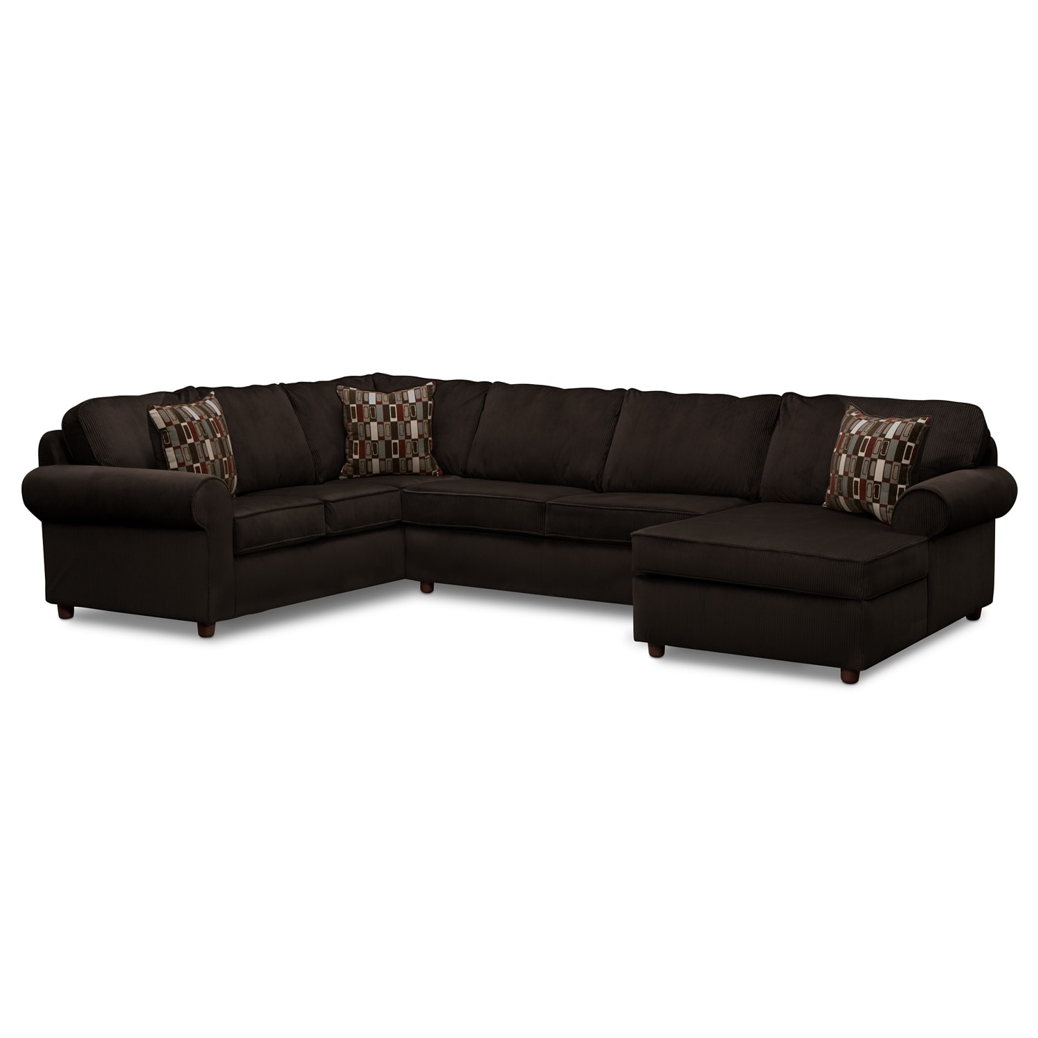 Monarch 3-Piece Sectional