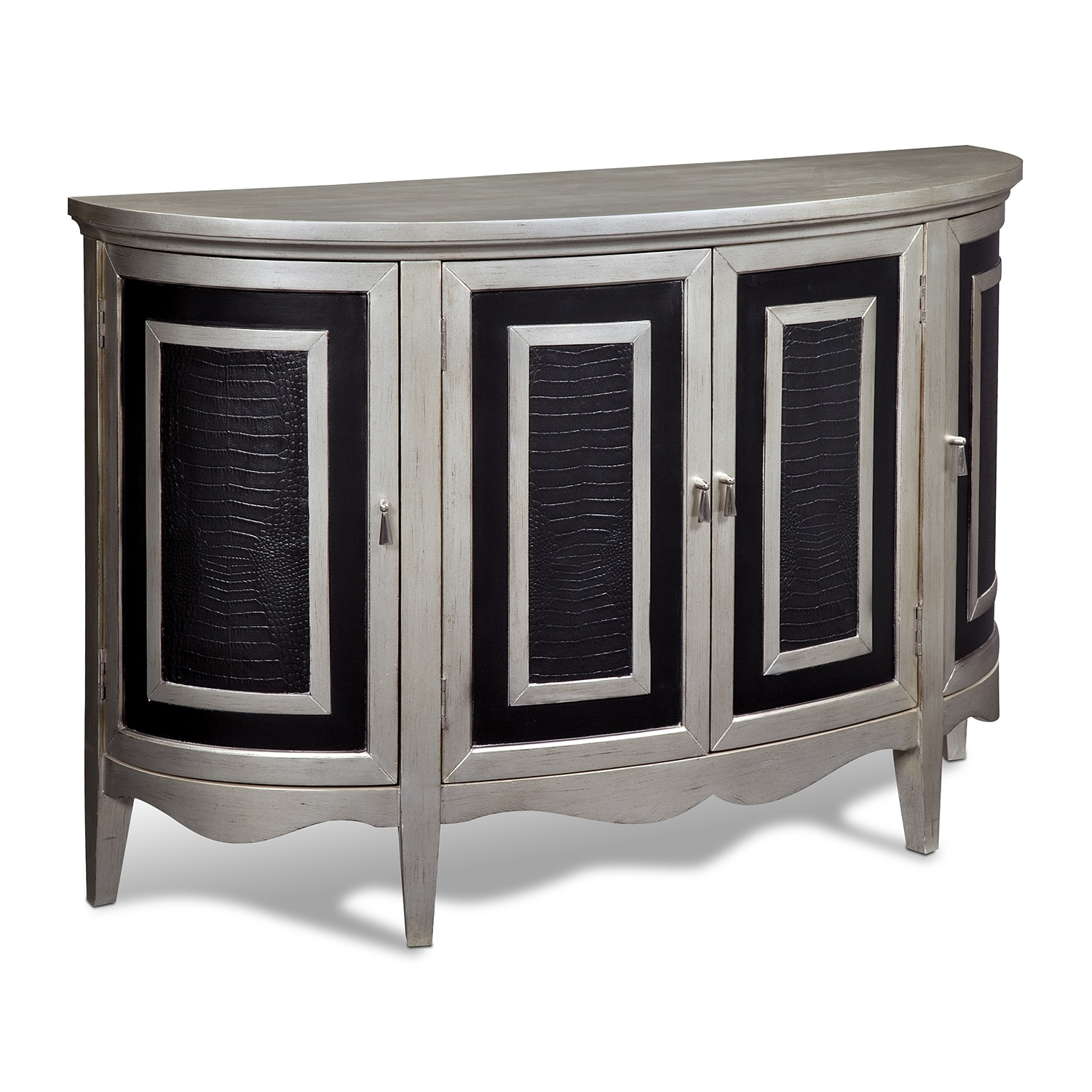 Accent and Occasional Furniture - Hollywood Door Console