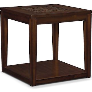 amazing living room end table. Carson End Table  Brown Tables Living Room Value City Furniture and Mattresses