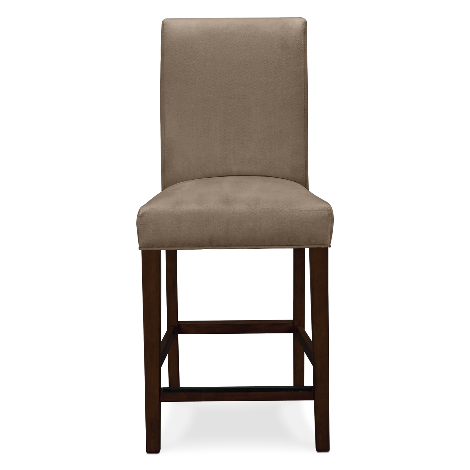 Alcove Counter Height Stool Beige Value City Furniture And Mattresses