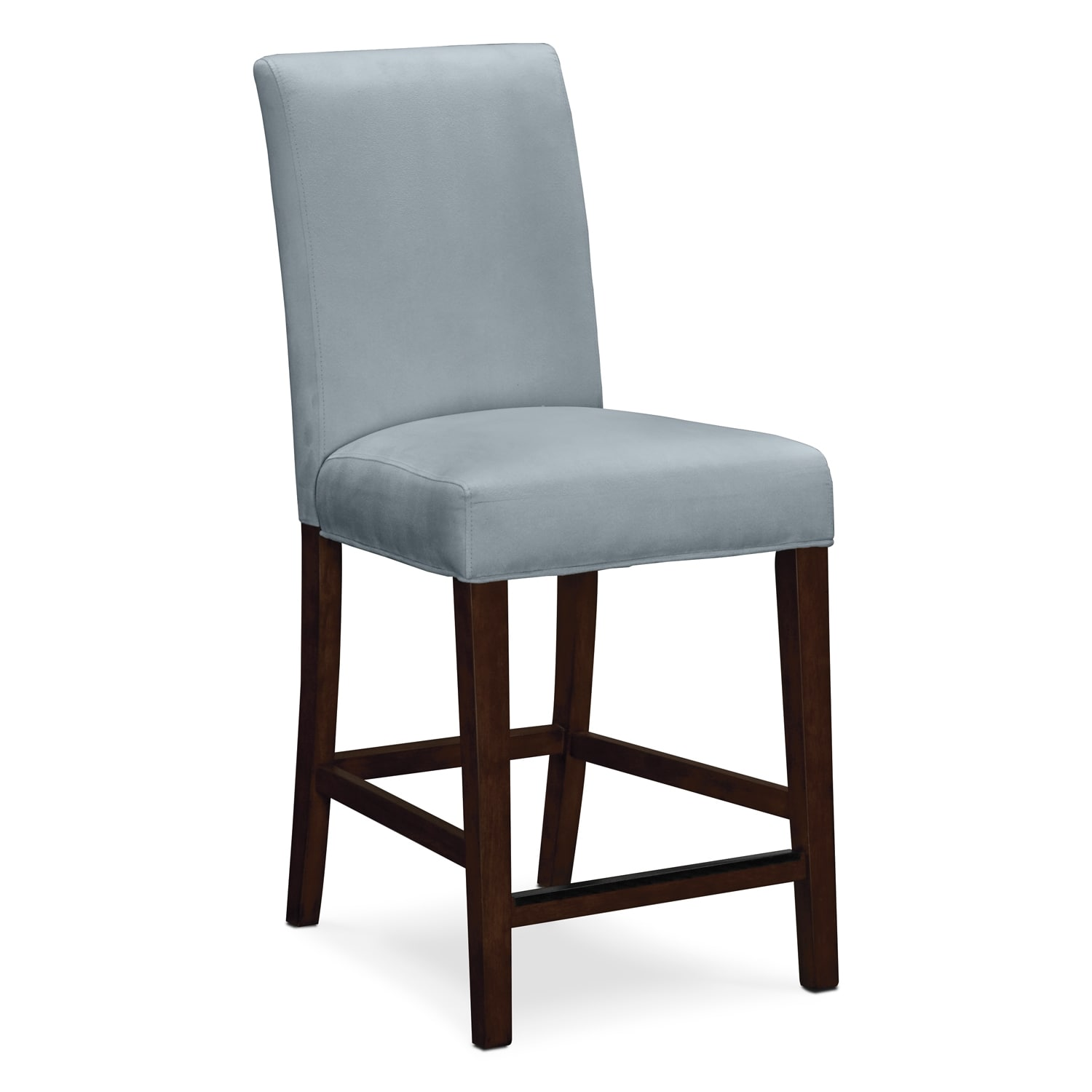 Dining Room Furniture - Alcove Counter-Height Stool - Aqua