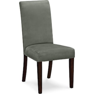 Alcove Side Chair - Sage