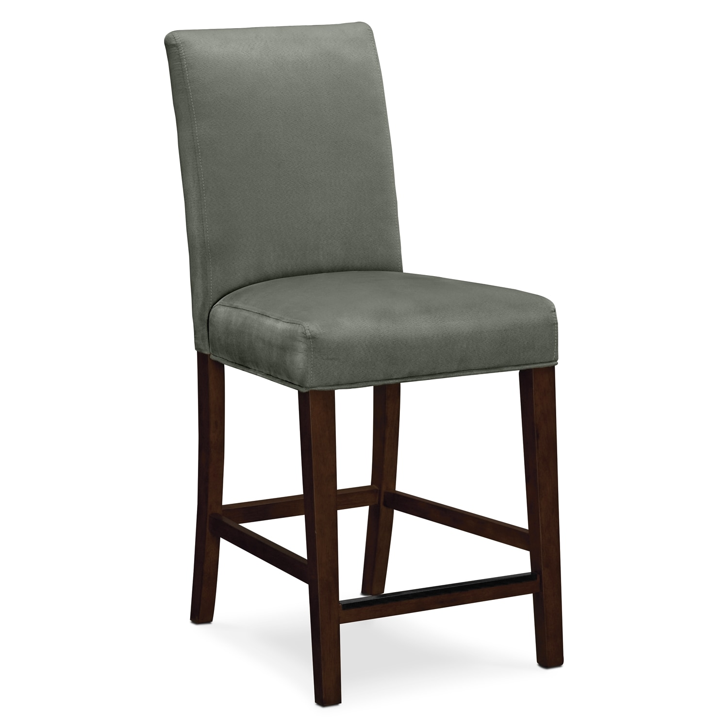 Alcove Counter-Height Stool - Sage