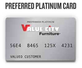 Preffered Platinum Credit Card
