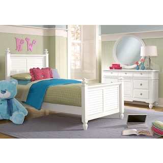 Shop 5 Piece Bedroom Sets | Value City Furniture and Mattresses