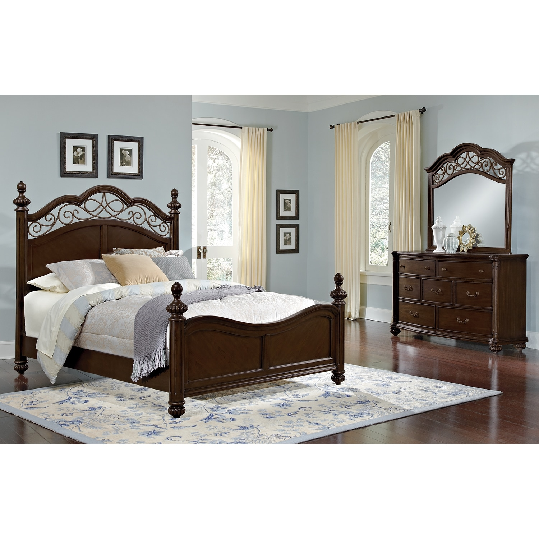 [Derbyshire 5 Pc. Queen Bedroom]