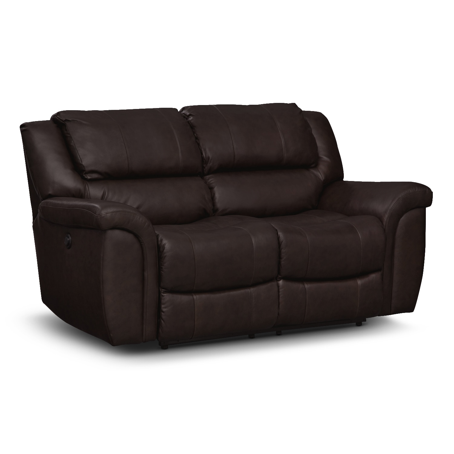 Aquarius II Dual Power Reclining Loveseat