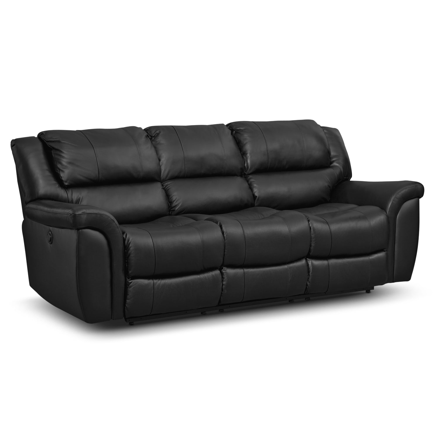 Aquarius III Dual Power Reclining Sofa