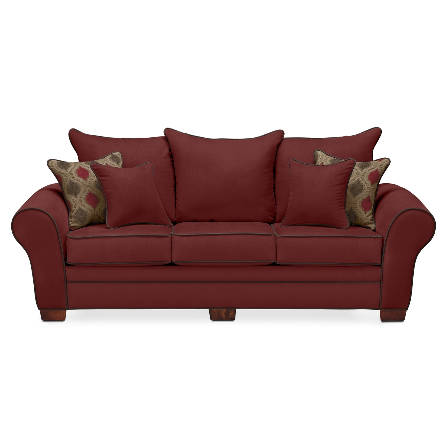 Rendezvous Sofa Wine
