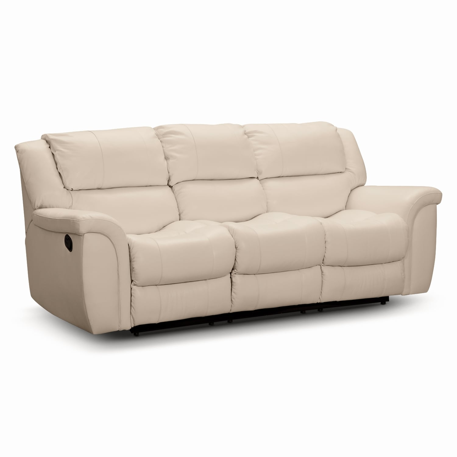 Aquarius Dual Power Reclining Sofa
