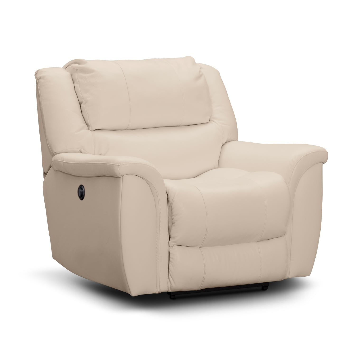 Living Room Furniture - Aquarius Power Recliner