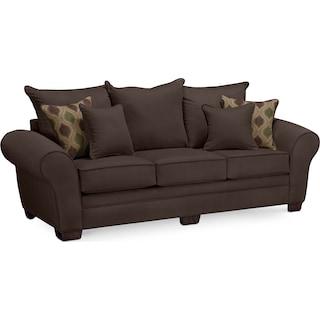 Rendezvous Sofa - Chocolate