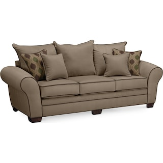 Rendezvous Sofa - Tan