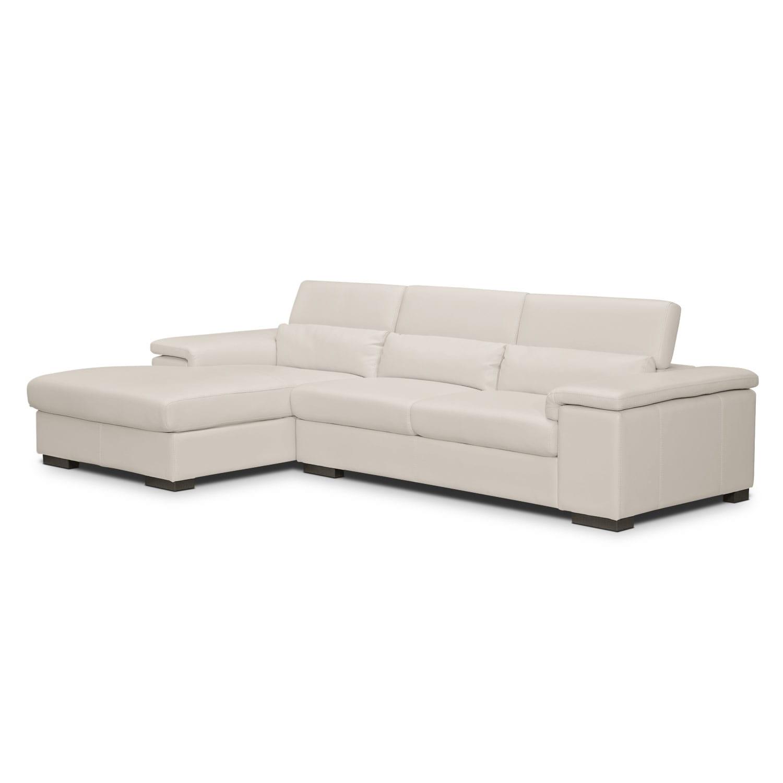 Living Room Furniture - Ventana 2 Pc. Sectional (Reverse)