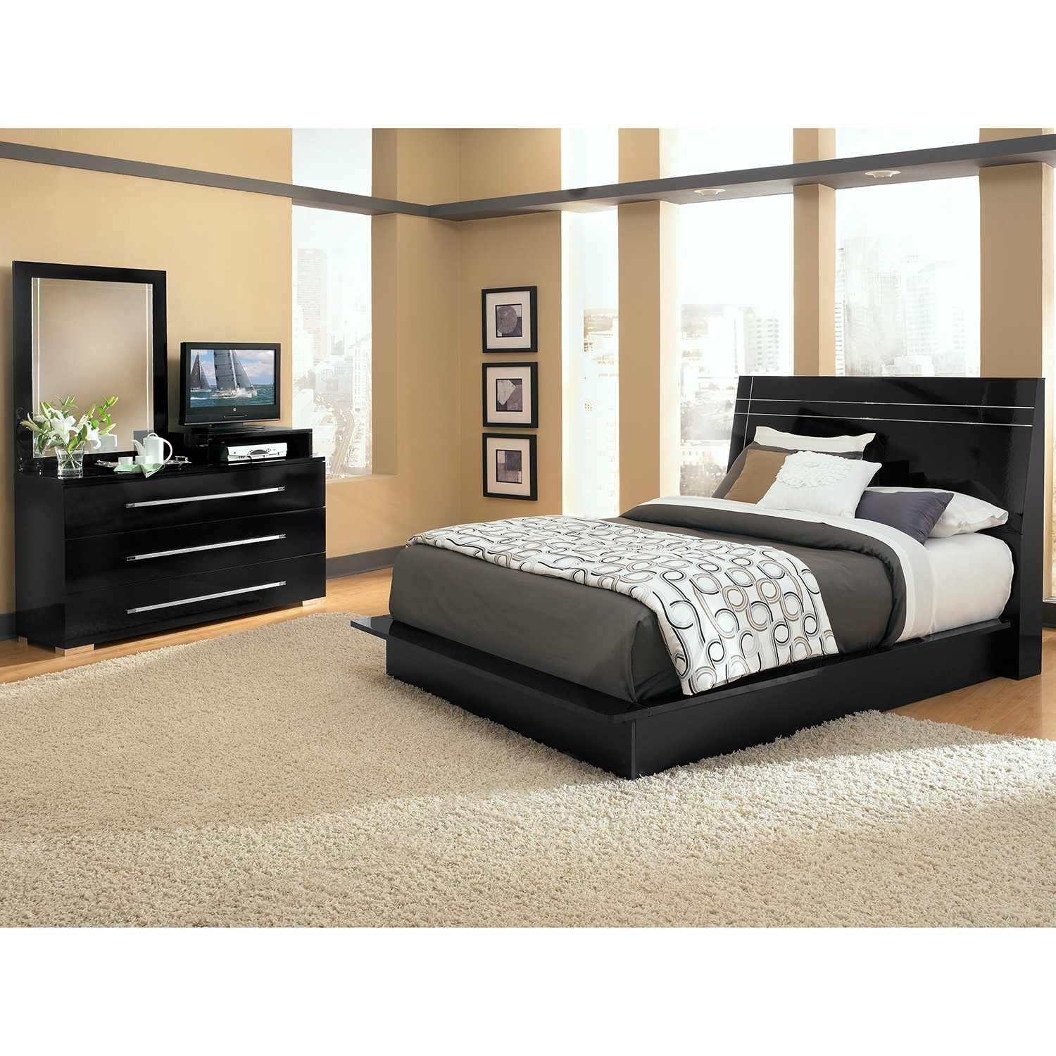 Shop 5 Piece Bedroom Sets