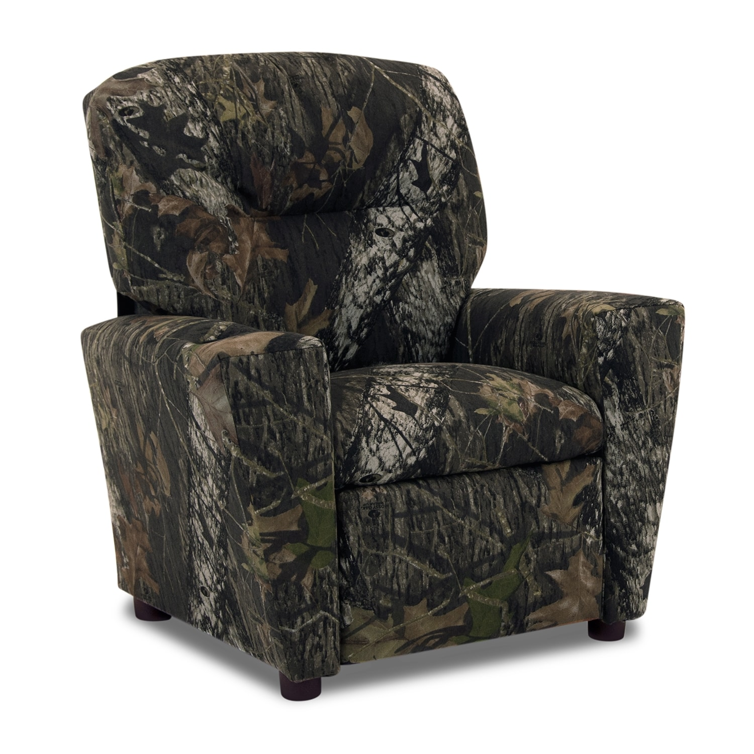 Mossy Oak Child s Recliner Camouflage