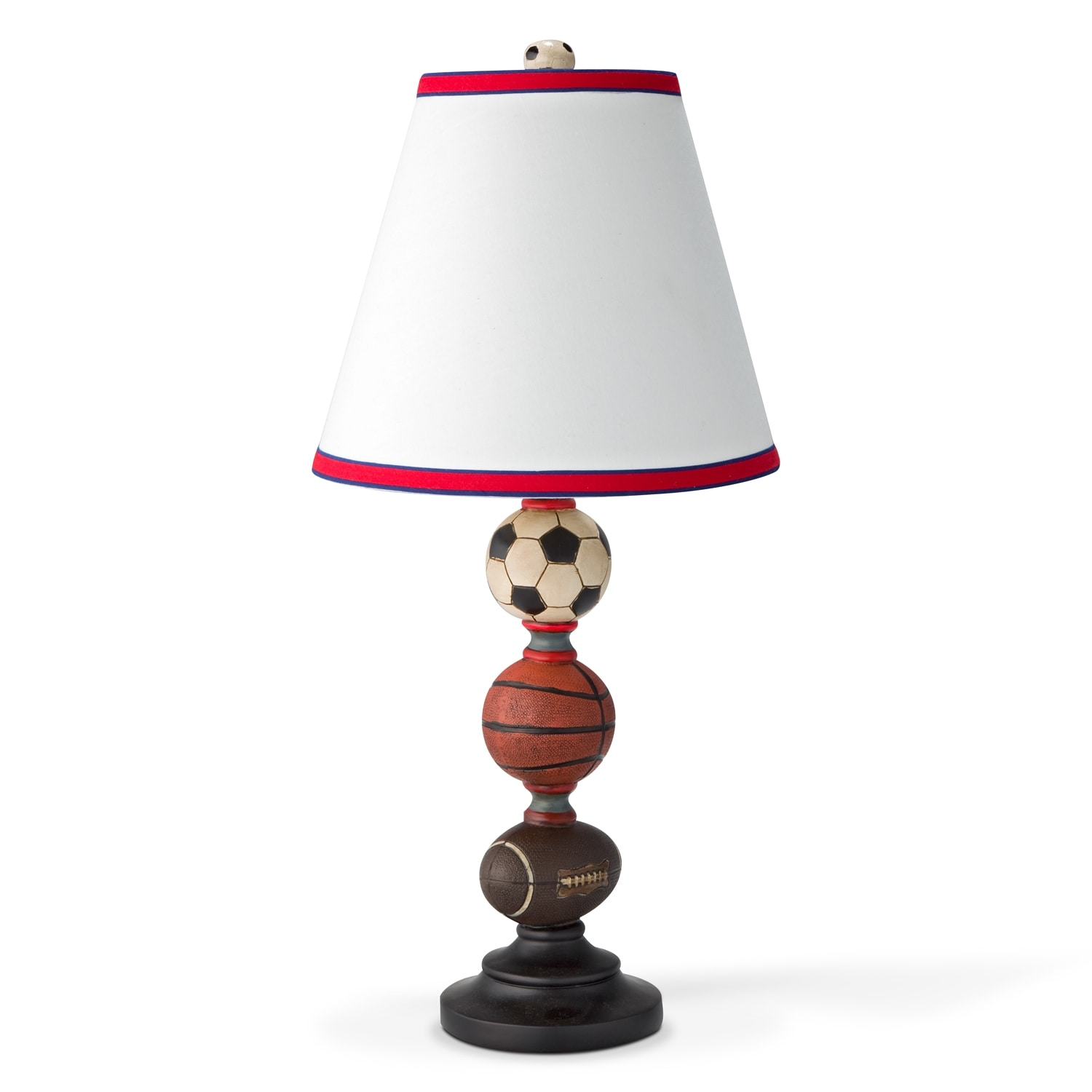 Kids Furniture - Sports Balls Table Lamp