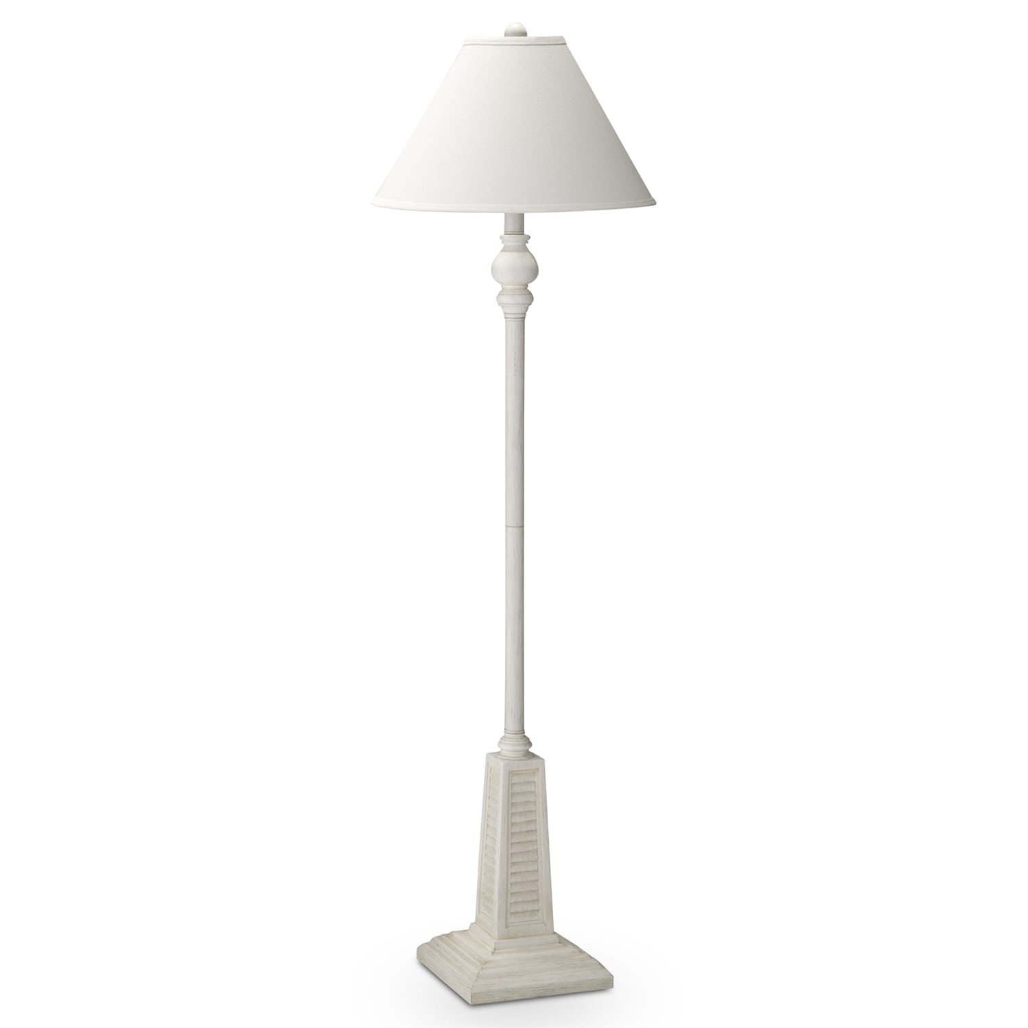 Shutter Floor Lamp Value City Furniture