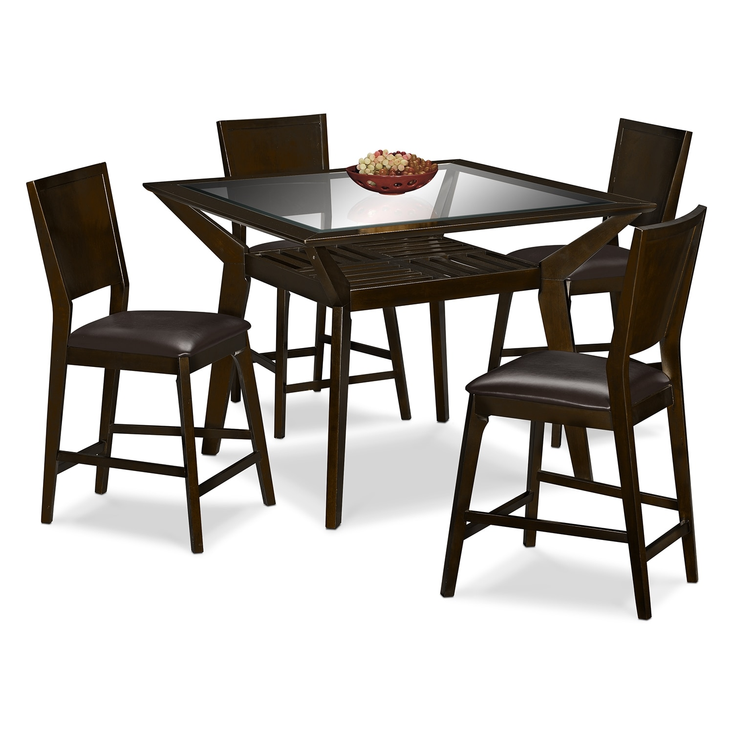Mystic 5 Pc. Counter-Height Dinette