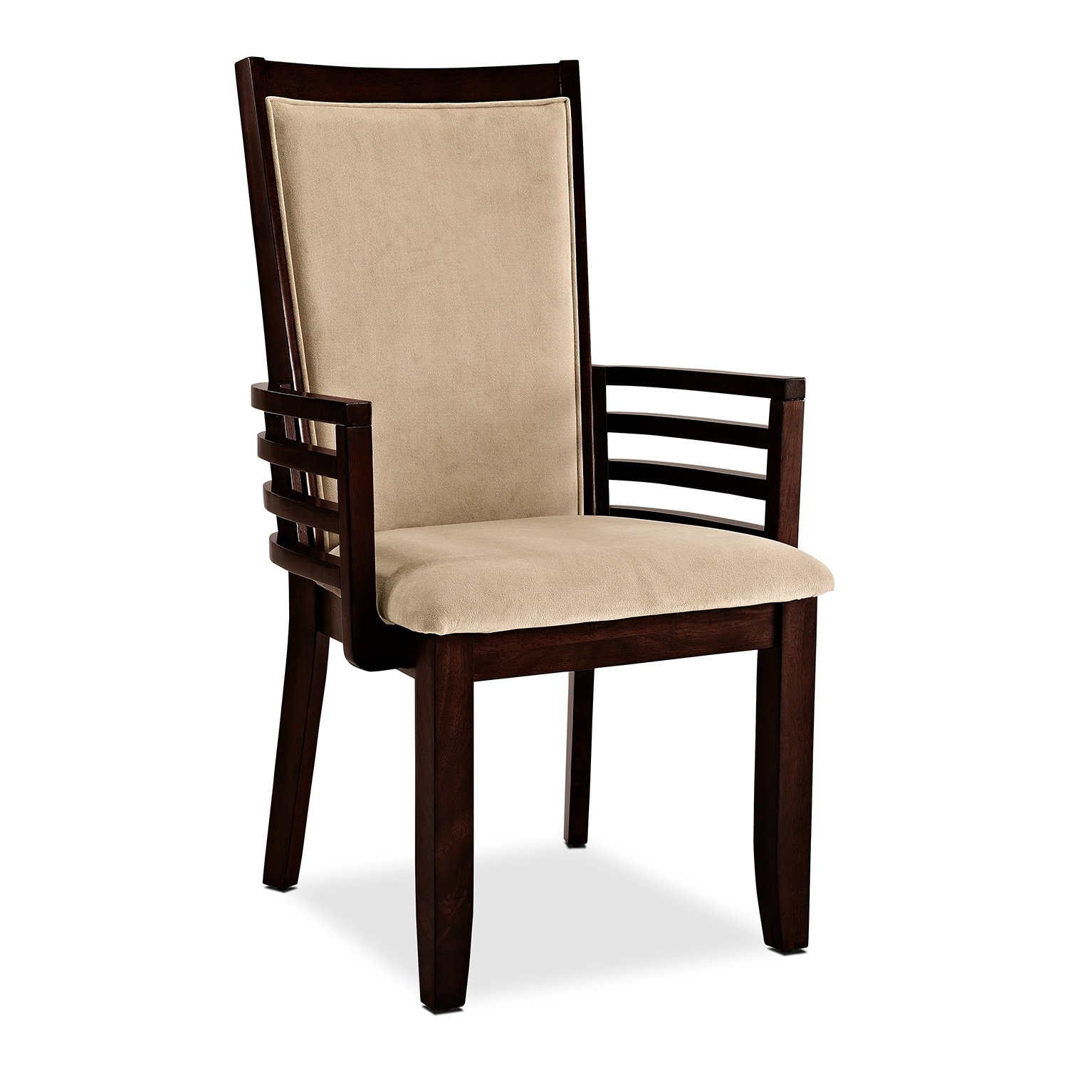 dining room furniture paragon arm chair camel