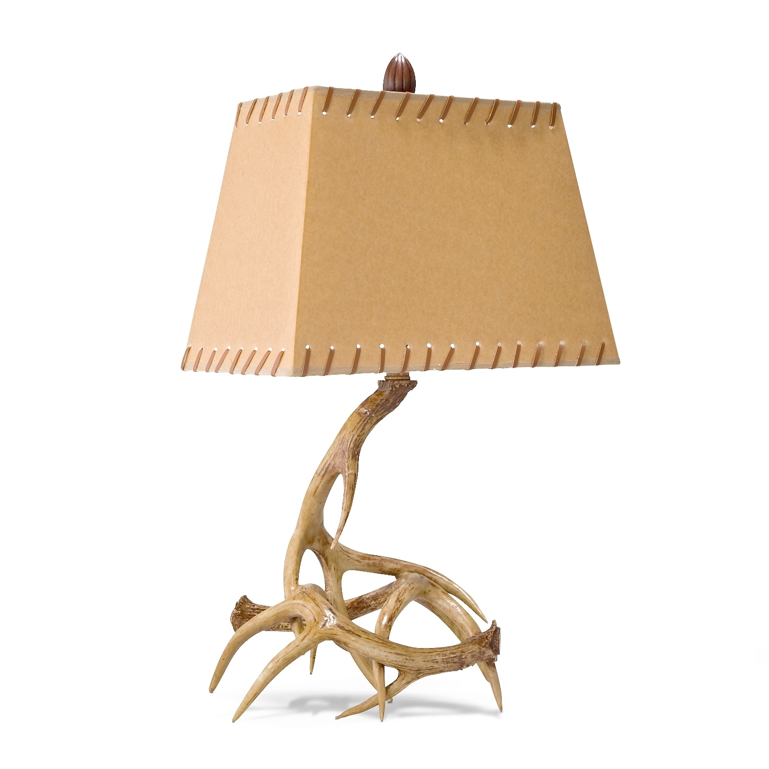 Home Accessories   Antlers Table Lamp. Hover To Zoom