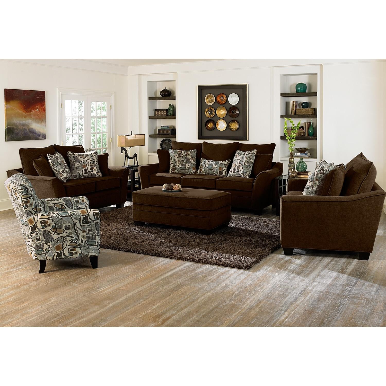 Mandalay Upholstery Sofa Value City Furniture