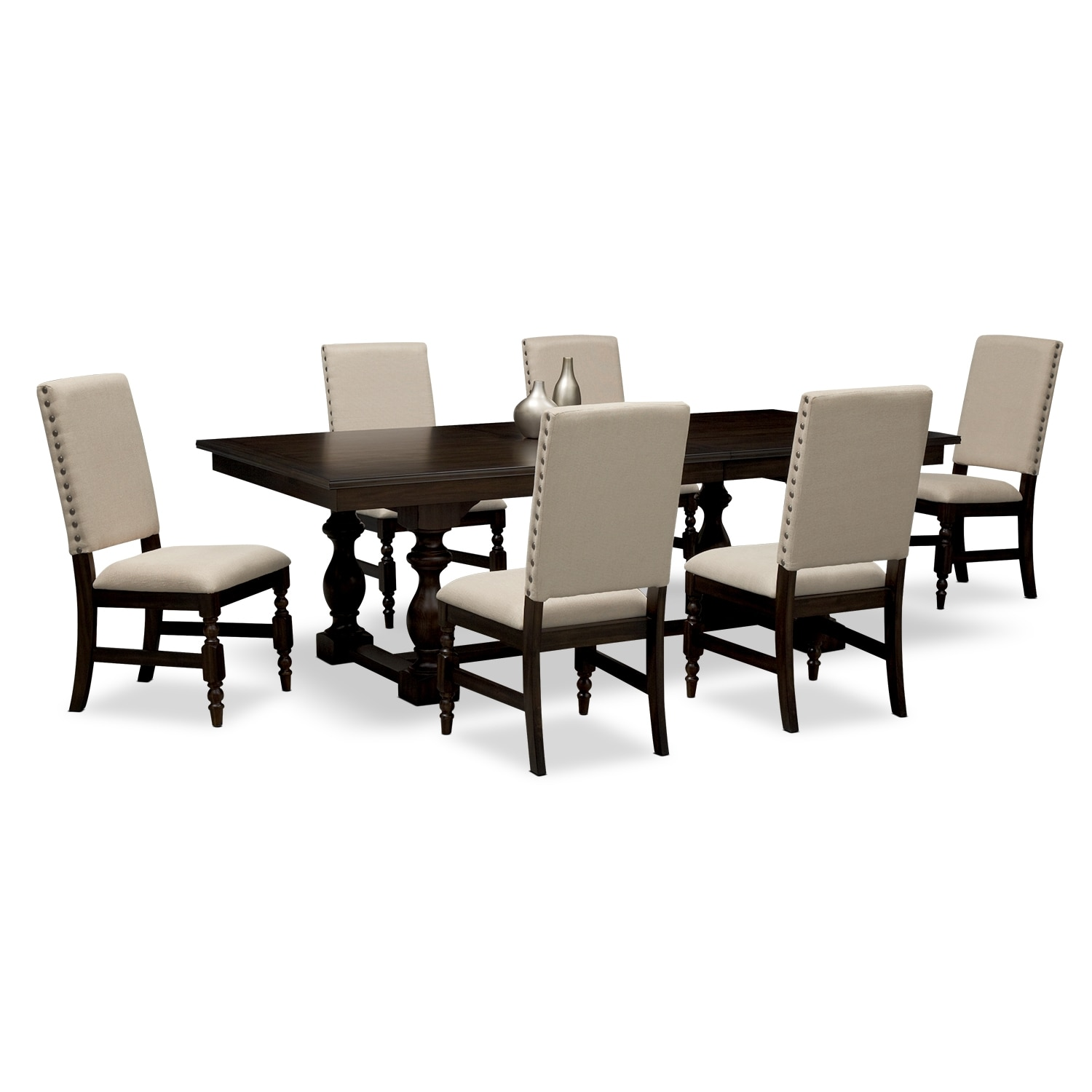 [Ashton 7 Pc. Dining Room]