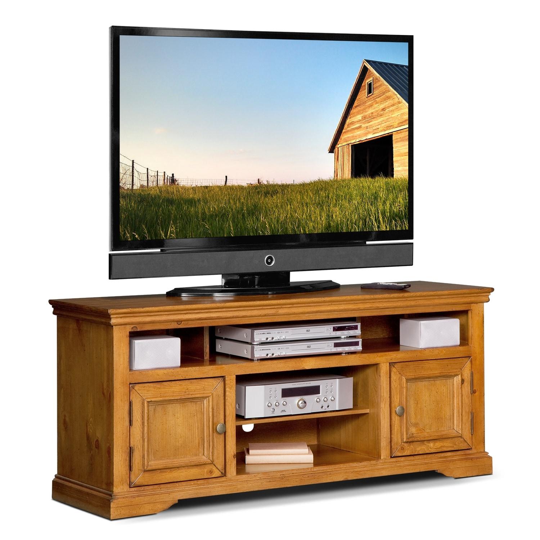 """Jenson 60"""" TV Stand - Pine"""