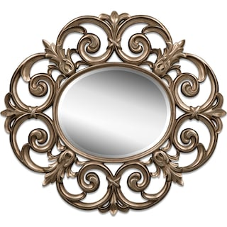 Beatty Mirror - Bronze
