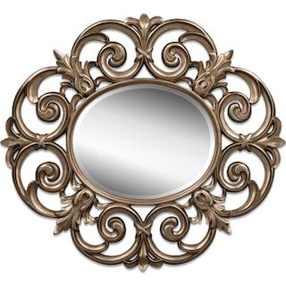 Beatty Mirror - Bronze